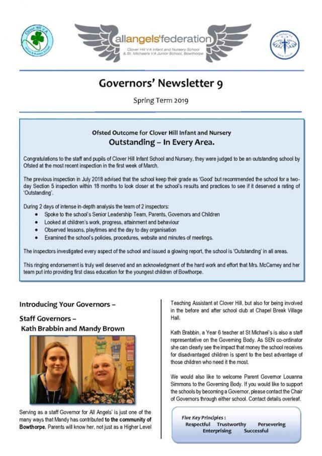 thumbnail of Newsletter Spring 2019 No 09 V3