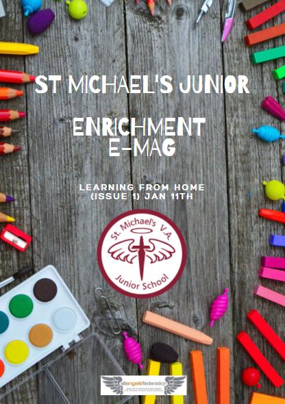 Enrichment E Mag Issue 1
